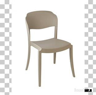 Chair Garden Furniture Wicker Table PNG