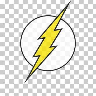 Flash Batman Logo DC Comics Decal PNG