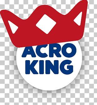 Logo Brand KING Mint Font PNG
