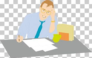Thinking Work PNG