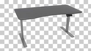 Standing Desk Sit-stand Desk Office PNG