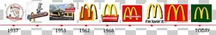 McDonald's Big Mac Golden Arches Logo Hamburger PNG