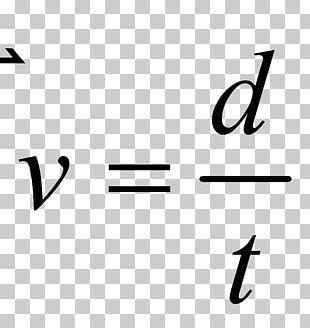 Motion Physics Kinematics Eenparig Rechtlijnige Beweging Equation PNG