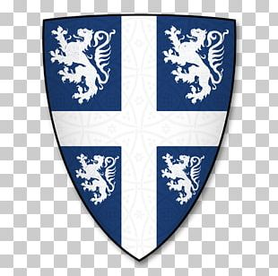 The Parliamentary Roll Aspilogia Roll Of Arms Cobalt Blue Font PNG