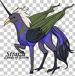 Beak Dragon Cartoon Feather PNG