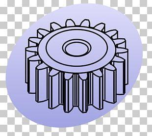 Gear Cutting Bevel Gear Power Transmission PNG