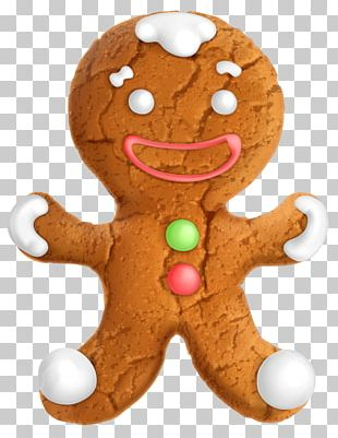 Gingerbread House The Gingerbread Man PNG