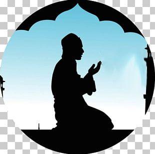 Quran Praying Hands Prayer Islam Salah PNG