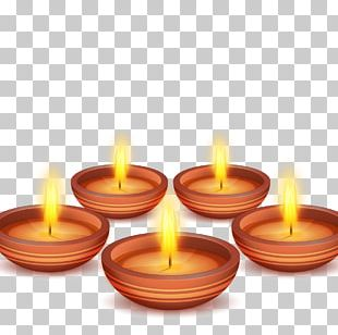 Candle Light Flame PNG