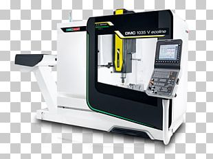 Computer Numerical Control Machining Machine Tool Turning Milling Machine PNG