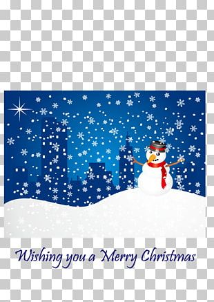 School Holiday Winter Snowman PNG