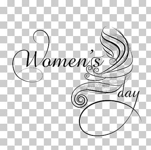 International Womens Day Woman Happiness PNG