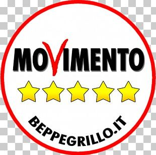 Five Star Movement Political Party Italian General Election PNG