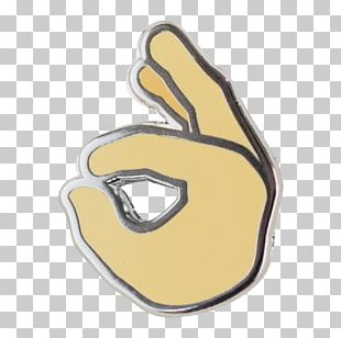 OK Emoji IPhone Thumb Sign Language PNG