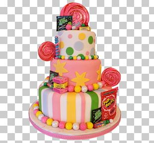 Birthday Cake Torte Frosting & Icing Wedding Cake PNG