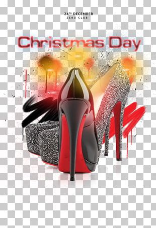High-heeled Footwear Poster Flyer PNG