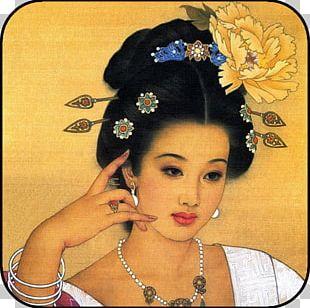 Wang Meifang Chinese Painting Art Painter PNG