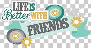 Scrapbooking Friendship Cricut PNG