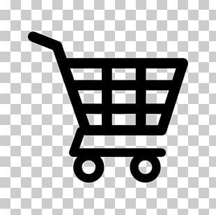 Shopping Cart Logo Icon PNG