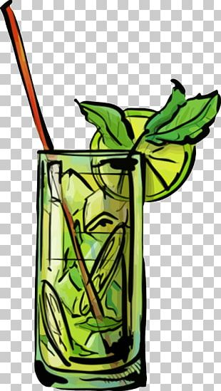 Mojito Cocktail Beer Drink PNG