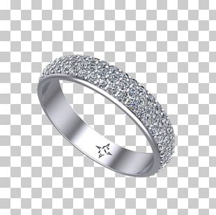 Wedding Ring Jewellery Gemstone Diamond PNG