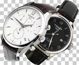Watch Strap Tissot Clock Zenith PNG