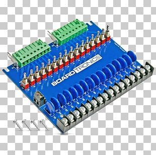 Electronics Long-term Care Insurance Microcontroller Electronic Engineering PNG