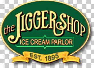 The Jigger Shop Ice Cream Milkshake Sundae Food PNG