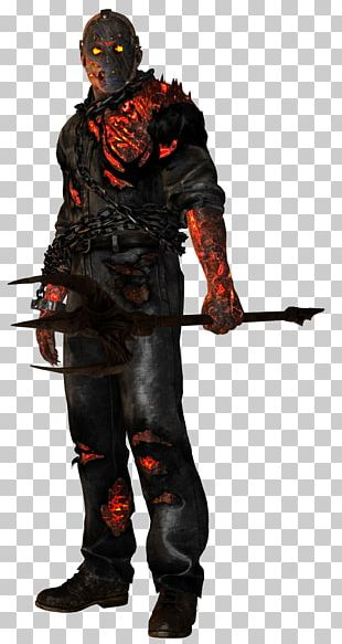 Jason Voorhees Friday The 13th: The Game Action & Toy Figures YouTube PNG