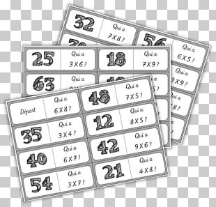 Multiplication Table Mathematics Game Geometry PNG