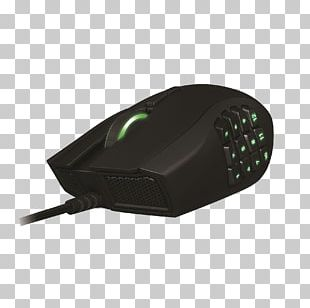 Computer Mouse Razer Naga Optical Mouse Dots Per Inch Razer Inc. PNG
