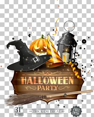 Halloween Party Holiday All Saints' Day PNG