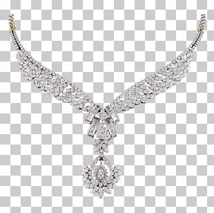 Diamond Necklace Earring Charms & Pendants Jewellery PNG