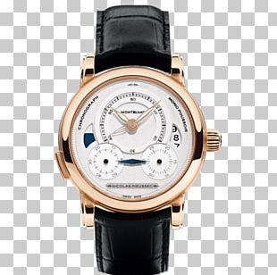 International Watch Company Montblanc Chronograph Patek Philippe & Co. PNG