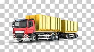 DAF XF DAF Trucks Car Commercial Vehicle Semi-trailer Truck PNG