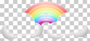 Rainbow Cloud Graphics Portable Network Graphics PNG