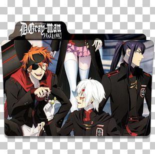 Allen Walker Lenalee Lee D.Gray-man Anime Music Video PNG