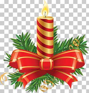 David Richmond Christmas Ornament Candle PNG