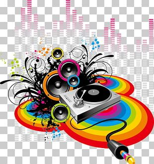 Disc Jockey DJ Mixer Stock Photography Illustration PNG