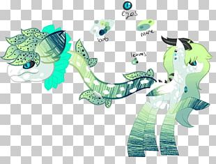 Horse Illustration Fish Product Design PNG