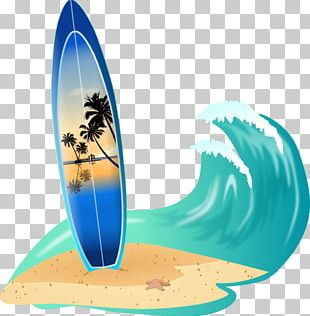 Surfboard Big Wave Surfing PNG