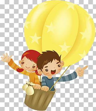 Balloon Boy Hoax Airplane Cartoon Child PNG