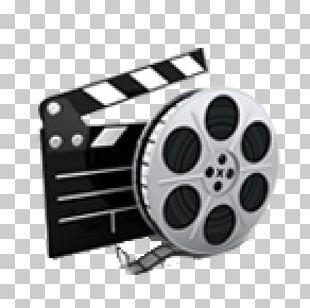Film Reel Clapperboard PNG