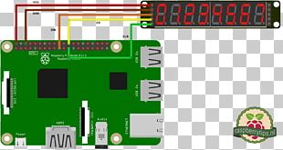 Raspberry Pi 3 General-purpose Input/output Sensor I²C PNG