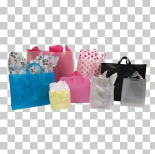 Shopping Bags & Trolleys Plastic Packaging And Labeling Reusable Shopping Bag PNG