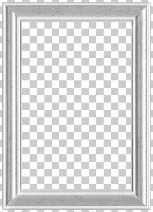 White Frame Film Frame PNG