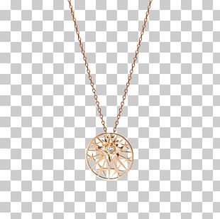 Earring Jewellery Necklace Charms & Pendants Gold PNG