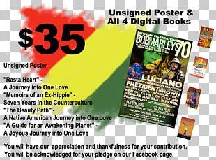 Foundation Gift Rasta Love Poster PNG