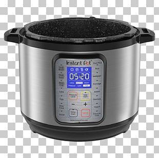 Instant Pot Duo Plus 9-in-1 Slow Cookers Pressure Cooking Rice Cookers PNG