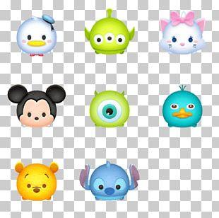Disney Tsum Tsum The Walt Disney Company Computer Icons Emoticon PNG